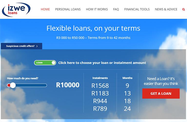 Loans Online Cape Town