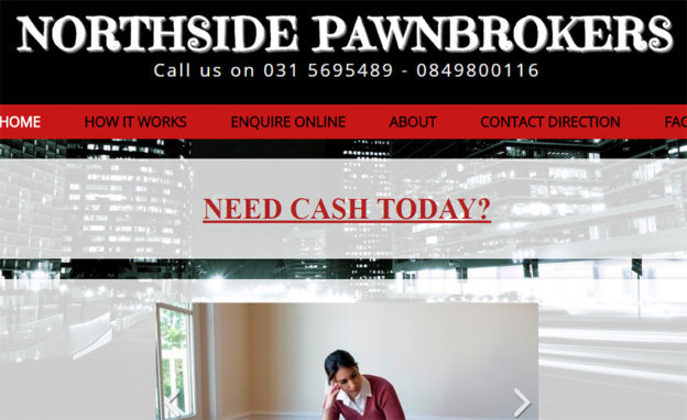 Northside Pawnbrokers loans in Durban