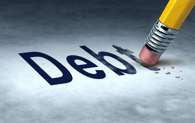 How to get rid of debt