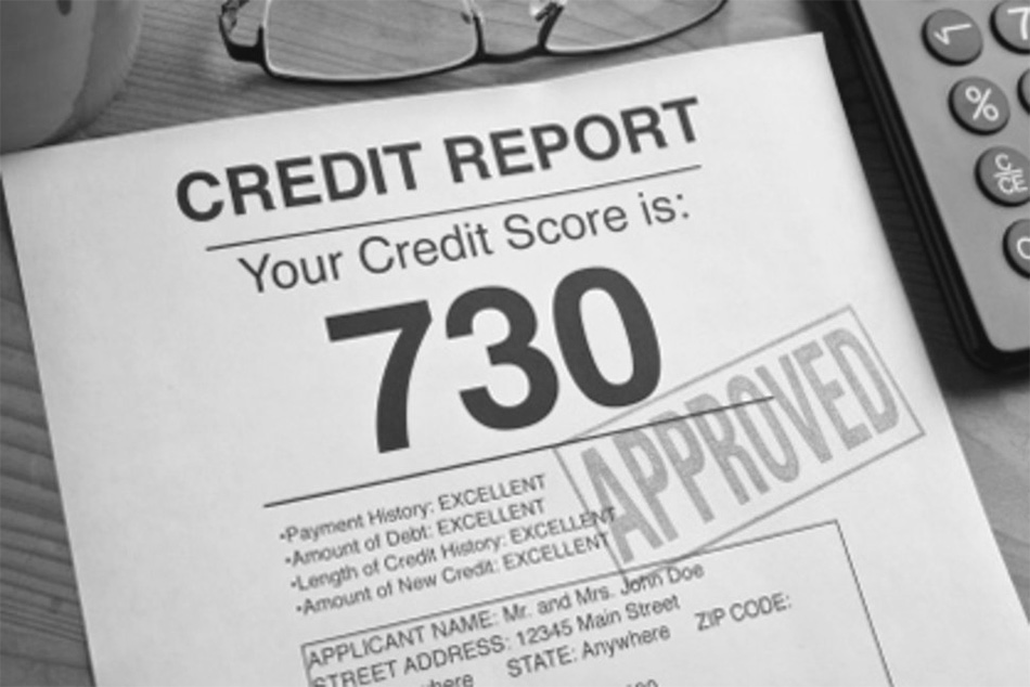 improve your credit record