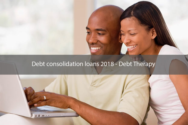 debt therapy consolidation loans