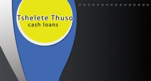 tshelete thuso loans