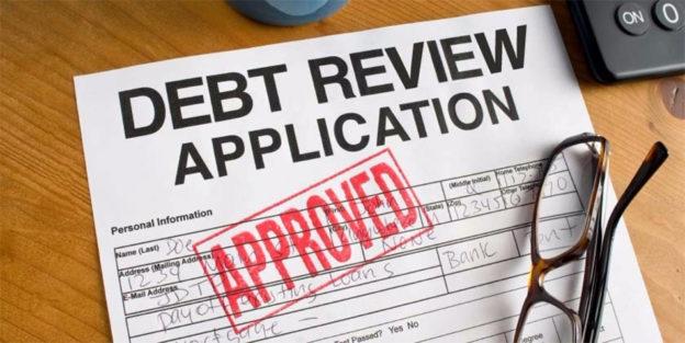 debt review termination